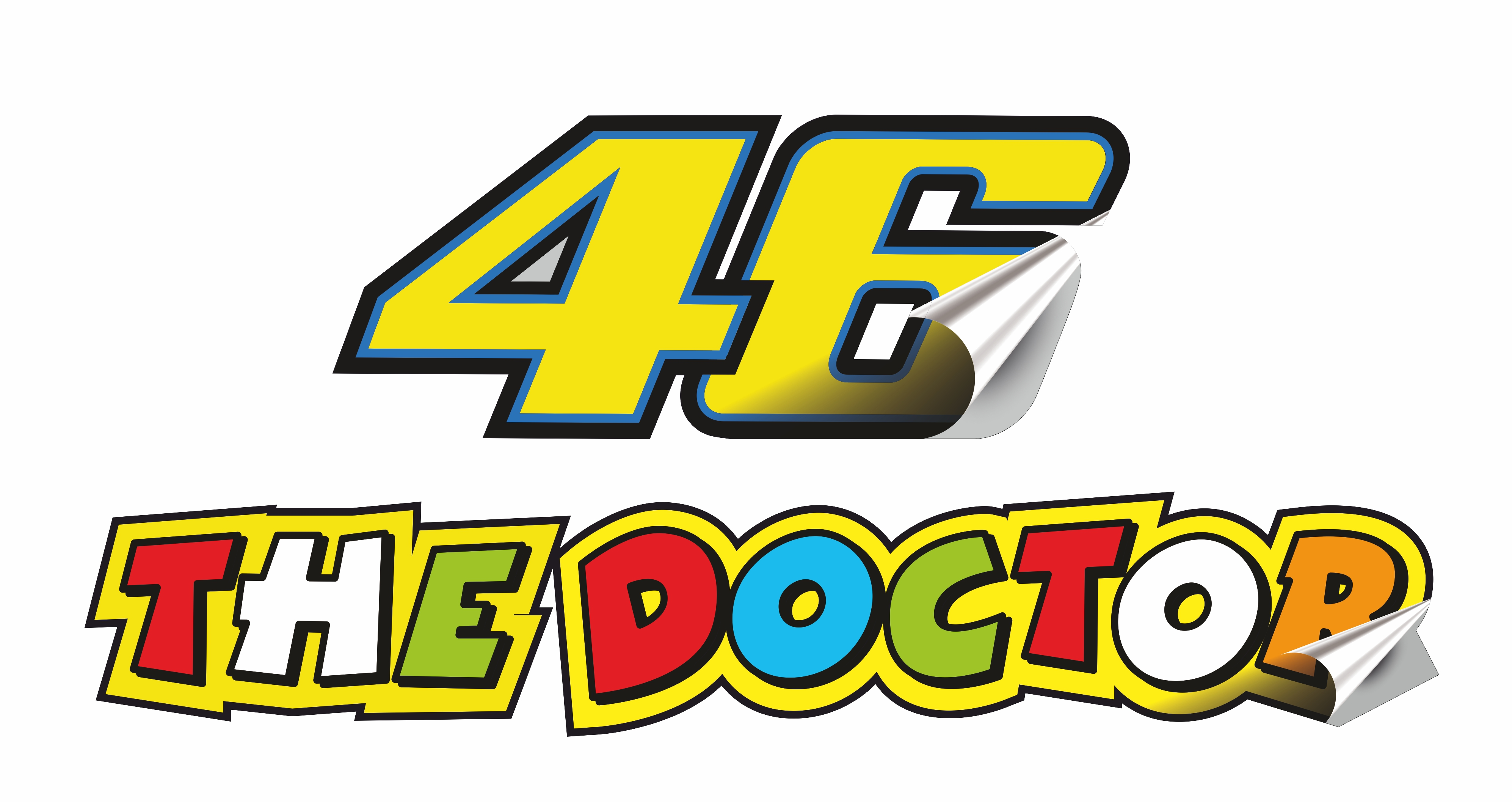 Valentino Rossi 46 The Doctor