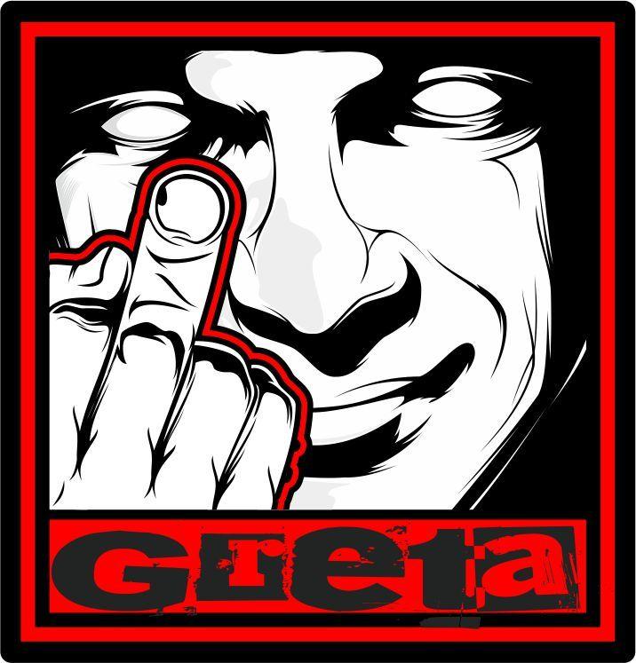 FUCK Greta 4eck