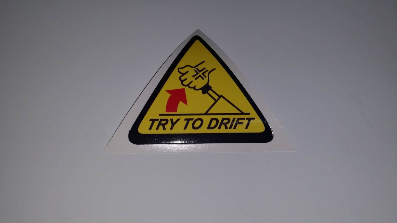Try To Drift