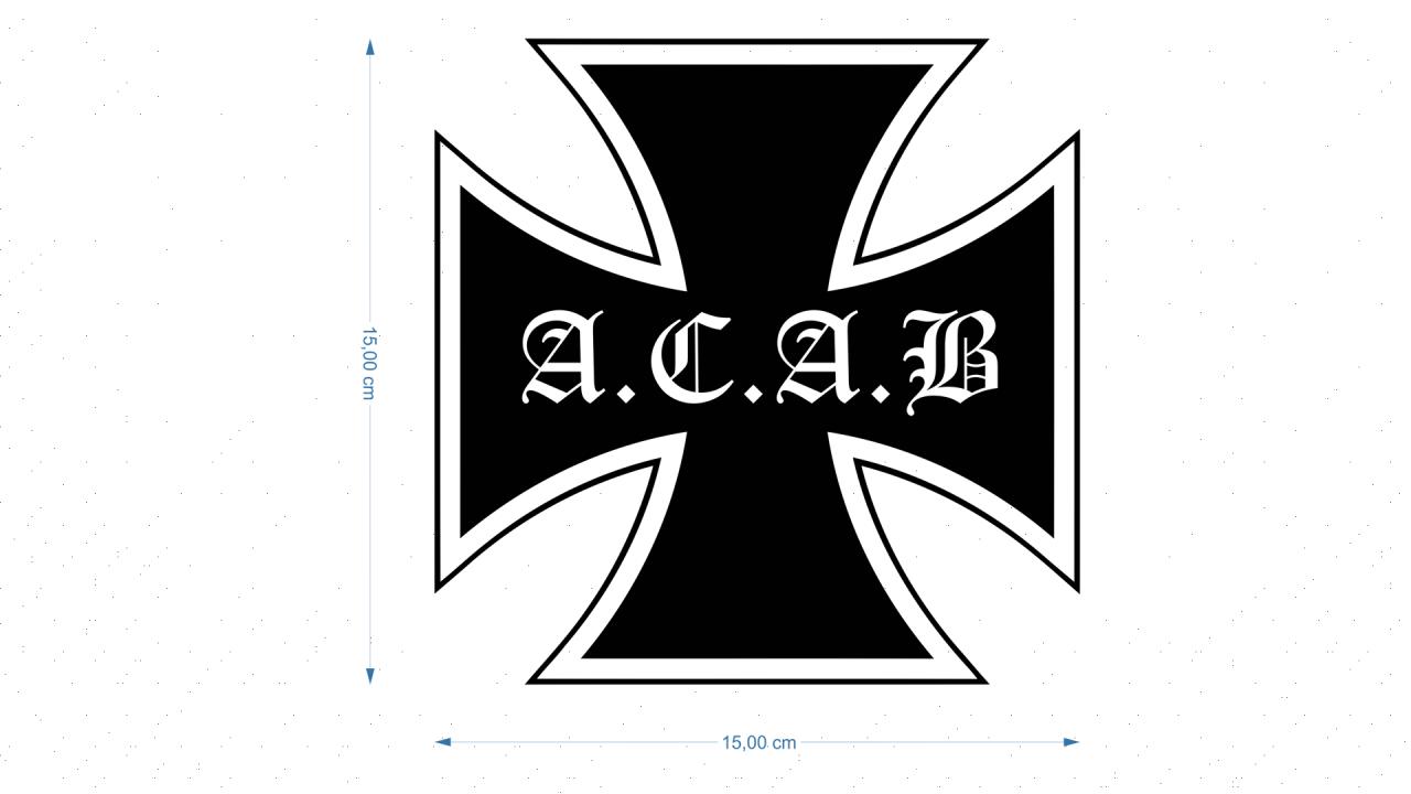a.c.a.b. Eisernes Kreuz