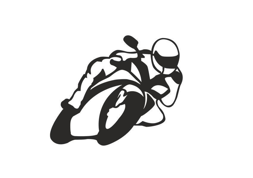 Biker / Motorradfahrer