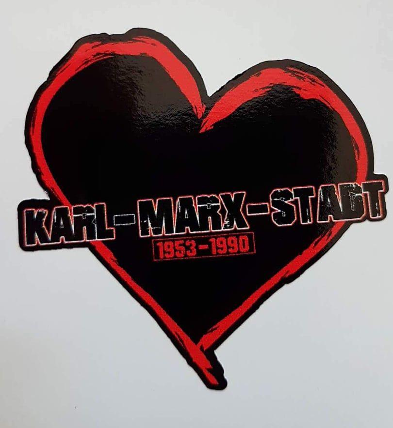 I Love Karl-Marx-Stadt