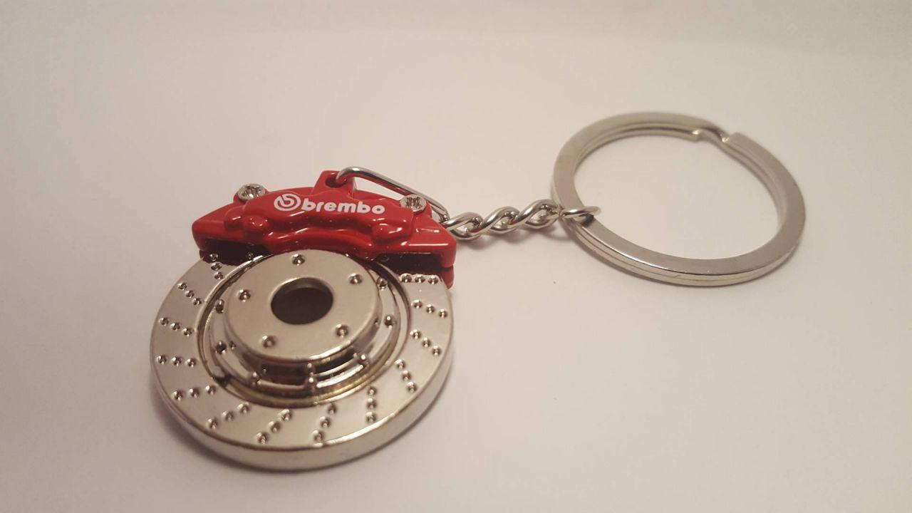 Schlüsselanhänger Bremsscheibe